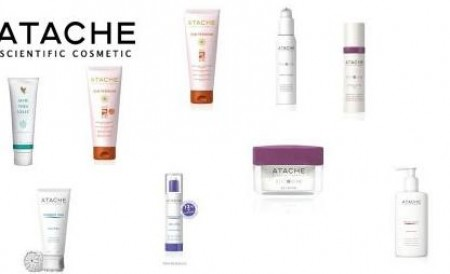Professional cosmetic ATACHE products for home use skin treatments and skin conditions prevention efficient professional skin care cosmetics available at the Leamington Spa clinic